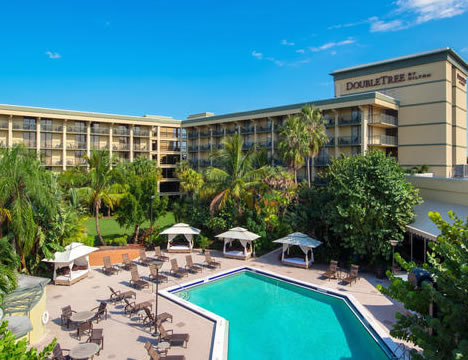 Doubletree By Hilton Hotel Palm Beach Gardens Fort